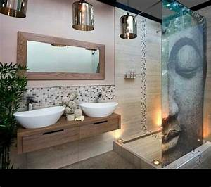 Les 25 meilleures idees de la categorie salle de bains sur for Salle de bain design avec décoration d intérieur zen