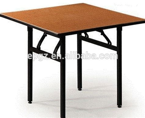Wooden Square Folding Tables,wooden Folding Dining Table
