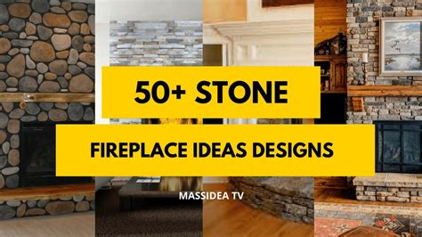 50  Best Stone Fireplace Ideas Designs 2018   YouTube