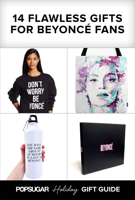 gifts for beyonce fans 31 flawless gifts for that friend who wishes she were