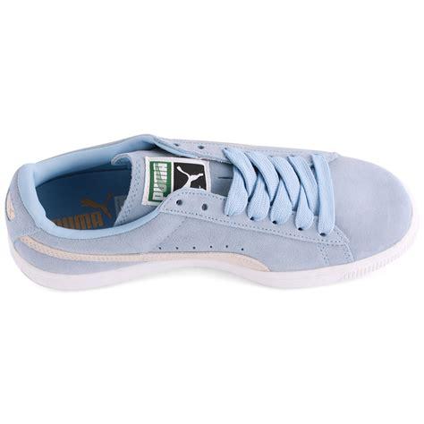 light blue puma shoes puma suede classic light blue wearpointwindfarm co uk