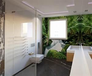 Zimmerpflanze Für Badezimmer : planungsidee f r ein schlauchf rmiges bad planungswelten ~ Sanjose-hotels-ca.com Haus und Dekorationen