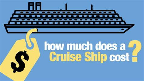 How Much Does It Cost To Ship Your Car by Average Cruise Ship Cost Spoiler Alert It S A Lot