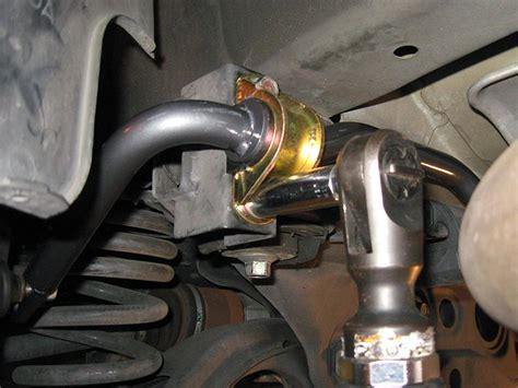 progress technology anti roll bars sport springs coil