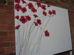 Easy Simple Flower Paintings