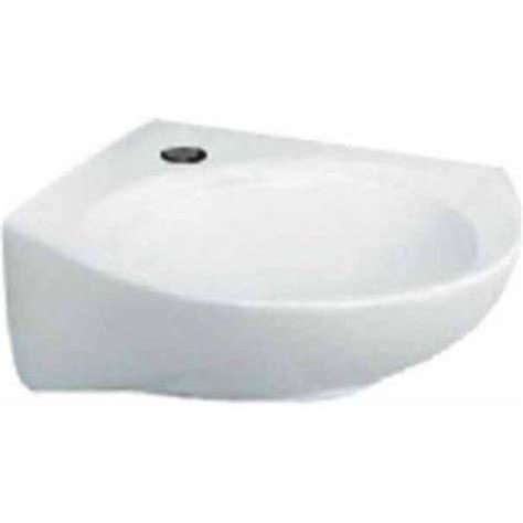 american standard corner sink american standard 0611 001 020 cornice wall mounted corner