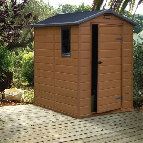 shiplap shed 6x4 6x4 apex shiplap plastic shed departments tradepoint