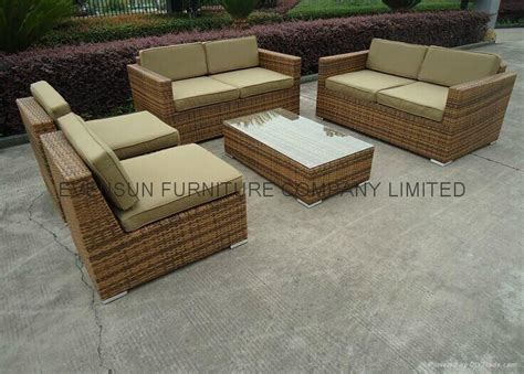high quality rattan outdoor furniture esr 11714