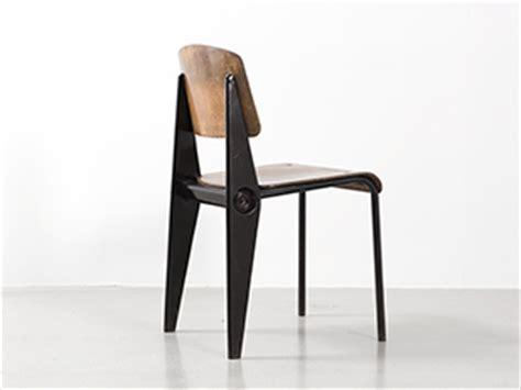 jean prouv chaise jean prouvé mobilier galerie seguin