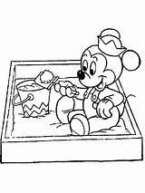 Sandbox Coloring Pages Disney Colorings Getdrawings Getcolorings Printable sketch template