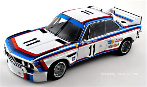 autoart   bmw  csl  amonstuck spa