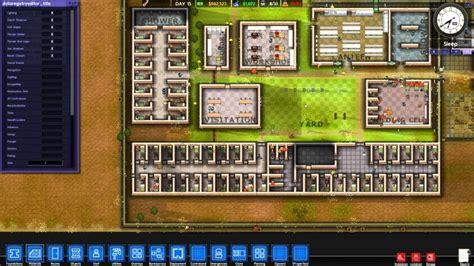 greater escape prison architect alpha  tunnels