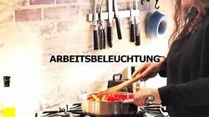Ikea Beleuchtung Küche : ikea tipps f r deine k che die richtige beleuchtung youtube ~ Watch28wear.com Haus und Dekorationen