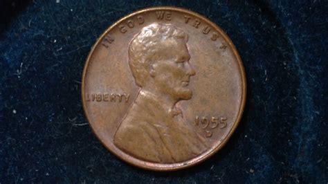 1955 D Wheat Penny (mintage 563 Million)