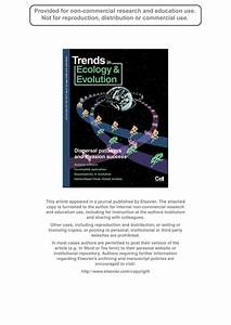 Pdf  Generalized Linear Mixed Models  A Practical Guide