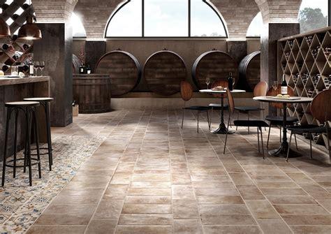 pavimenti rondine gres porcellanato effetto cotto tuscany di ceramica rondine