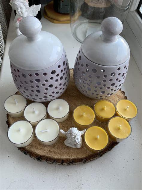 Keramikas trauks + 5 tējas sveces - Sveces - E-veikals ...