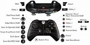 Xbox One Controller Buttons Wwwpixsharkcom Images