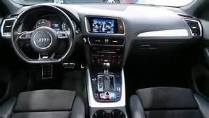Audi Q5 Interieur : audi q5 3 0 bitdi 313 sq5 quattro tiptronic8 occasion lyon s r zin rh ne ora7 ~ Voncanada.com Idées de Décoration