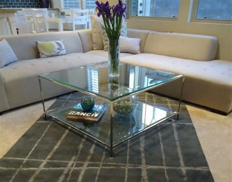 quadro silver coffee table shop