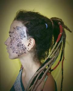 123 Incredible Face Tattoo Designs [2017 Collection]