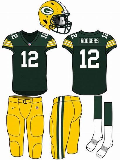 Packers Uniform Uniforms Sportslogos Fix Concepts Logos