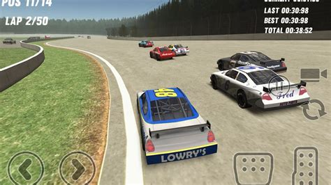 Android Racing Game Video