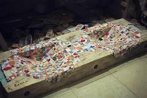 Mosaik Selber Machen : h tten sie gern ein mosaik waschbecken aus holz zu hause ~ Lizthompson.info Haus und Dekorationen