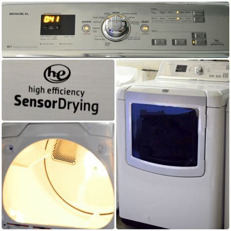 So We Got A New Washer and Dryer #MaytagMoms » Penelopes