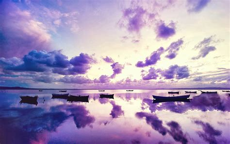 hd cool beautiful water purple wallpapers september 2013