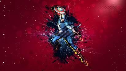 Captain America Capitan Shield Wallpapers Desktop Background