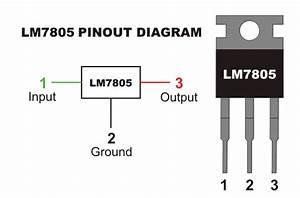 Voltage Regulator 7805