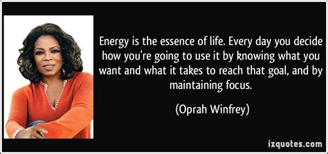 energy   essence  life  day  decide