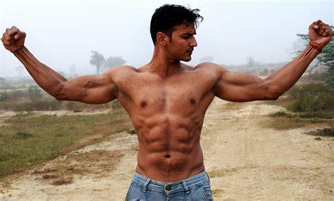 upper body strength key factor in men s bodily attractiveness