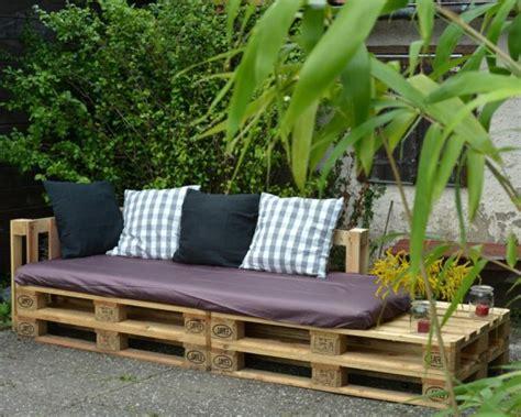 Sofa Aus Paletten Für Garten by Ihr Neues Wochenendprojekt Palettensofa Selber Bauen