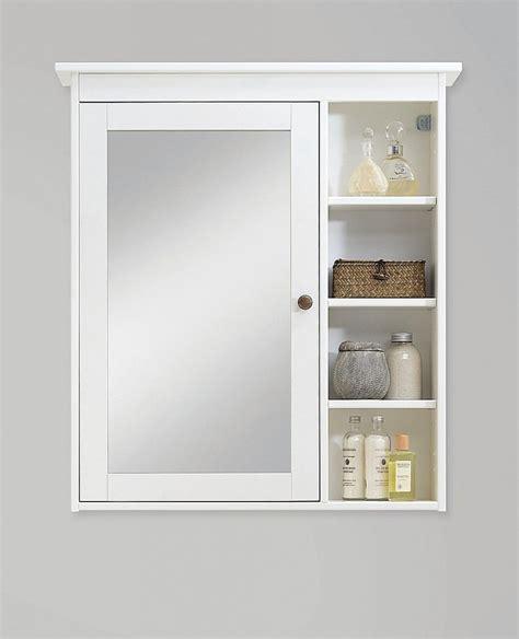 Badezimmer Spiegelschrank Weiß by Spiegelschrank 80x75x18cm Kiefer Massiv