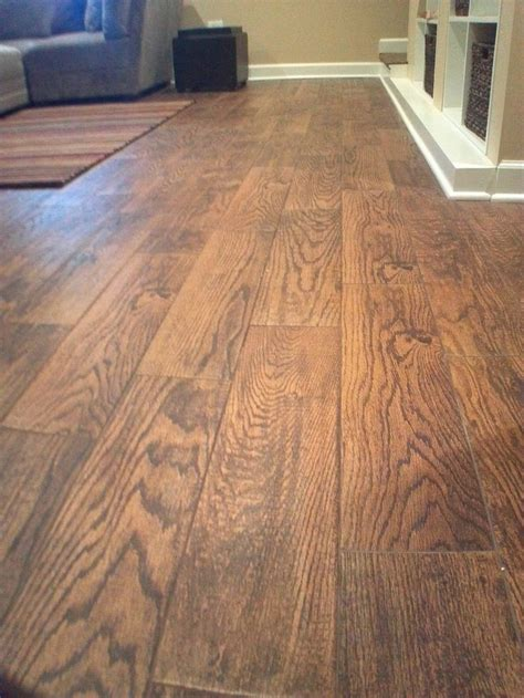 The 25+ Best Wood Look Tile Floor Ideas On Pinterest