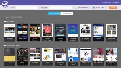 marketo email templates marketo s new email templates editing insights blast