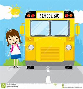 Morning School Clipart - ClipartXtras