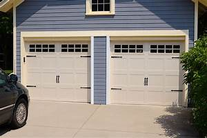 Milton stamped residential garage steel composite doors for Carriage style garage doors kit
