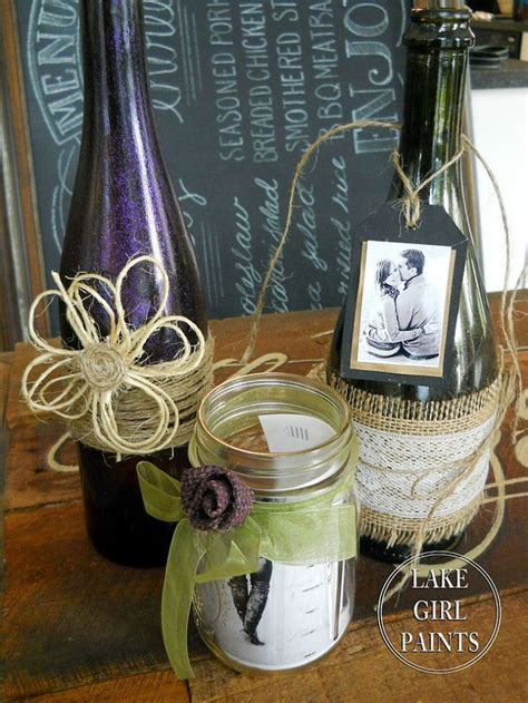 bottle l ideas decorating ideas for jars and wine bottles