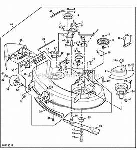 John Deere Lt155 Parts Manual