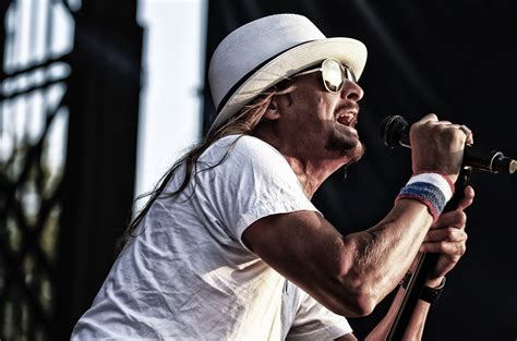 Picture Kid Rock Featuring Sheryl Crow: Kid Rock Being Discussed As Potential Senate Candidate