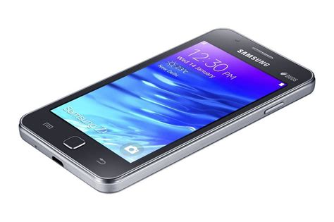 samsung launches tizen based z1 in india