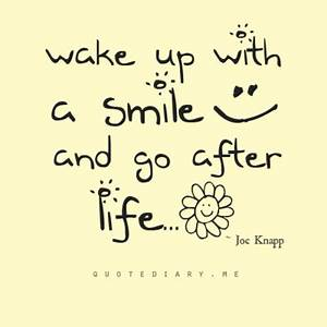 Wake up with a ... Upwith Quotes