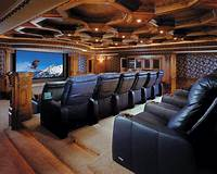 home theater design ideas Luxury Home Theater Design Ideas