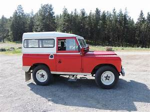 1973 Land Rover  Series 3  Model 88 For Sale