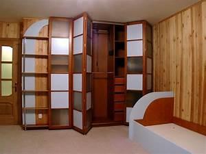 Bedroom Cupboard Furniture With Unique Door Designs