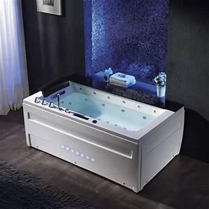 Prix Baignoire Balneo : baignoire baln o rectangulaire majorque ~ Edinachiropracticcenter.com Idées de Décoration