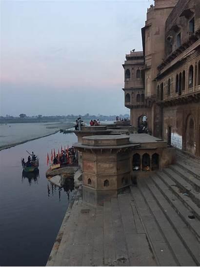 Vrindavan Krishna Quotes Radha Iskcon Yamuna Lost